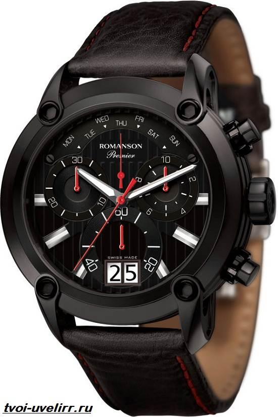 Часы-Romanson-Описание-особенности-отзывы-и-цена-часов-Romanson-3