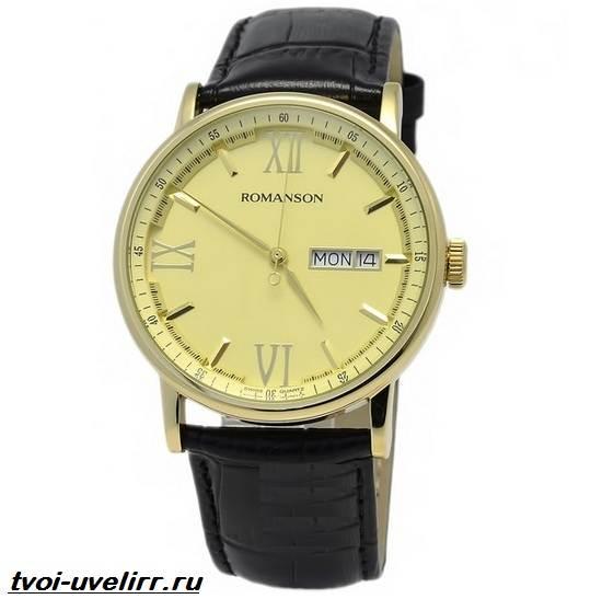 Часы-Romanson-Описание-особенности-отзывы-и-цена-часов-Romanson-6