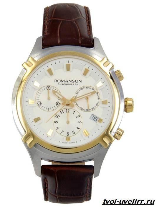 Часы-Romanson-Описание-особенности-отзывы-и-цена-часов-Romanson-7