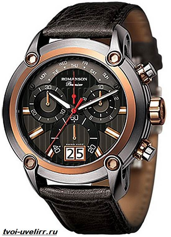 Часы-Romanson-Описание-особенности-отзывы-и-цена-часов-Romanson-9