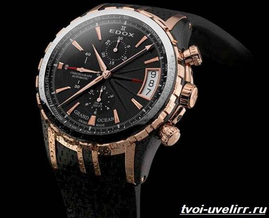 Часы-Edox-Описание-особенности-отзывы-и-цена-часов-Edox-2