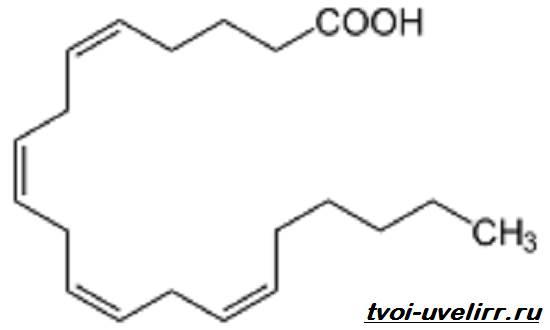 Арахидоновая-кислота-Свойства-получение-применение-и-цена-арахидоновой-кислота-1