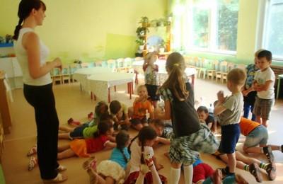 количество детей в группе в детском саду