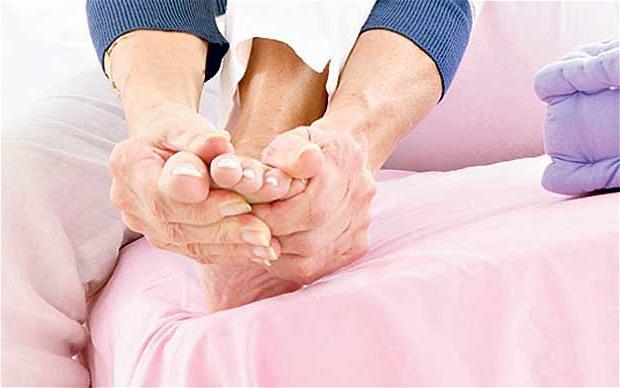 Сердечная недостаточность ноги холодеют