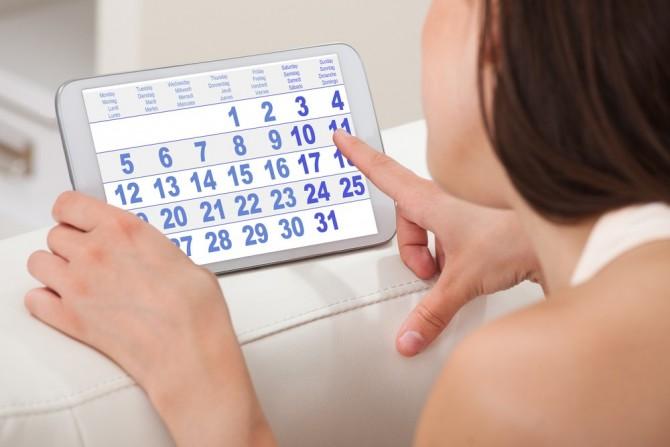 Нарушения менструального цикла. Гинекология