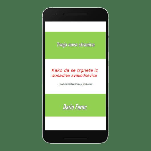 Mobitel s natpisom: Kako da se trgnete iz dosadne svakodnevice