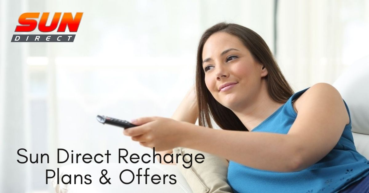 Sun Direct Recharge Plan