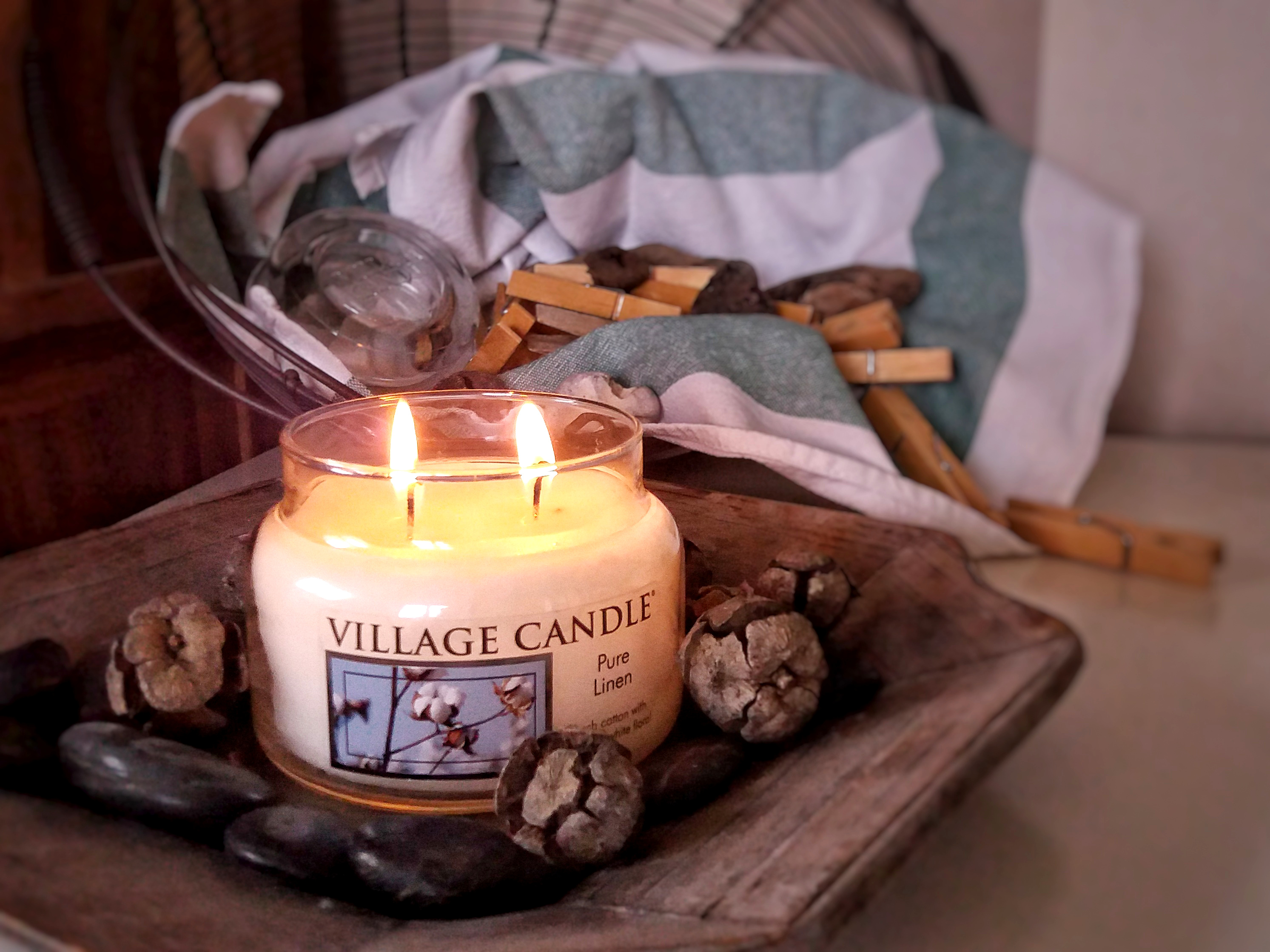 Village Candle? Ano!