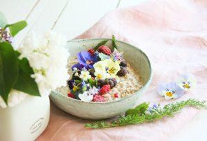 #mamavpohode: Jídlo pro zdravá játra + Bircher müsli s ostropestřcem