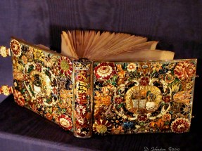 "Prayer book. Rosenborg Castle ""treasures"", Copenhagen"