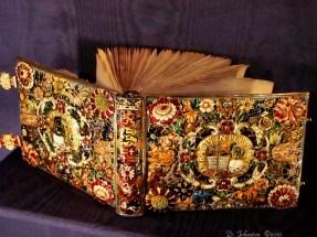 """Prayer book. Rosenborg Castle """"treasures"""", Copenhagen"""