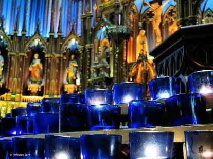 Basilique de Notre Dame, Montreal