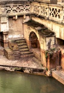 The Sacred Spring in the Roman Baths