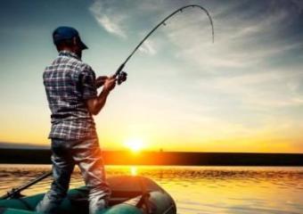 Ловля с лодки