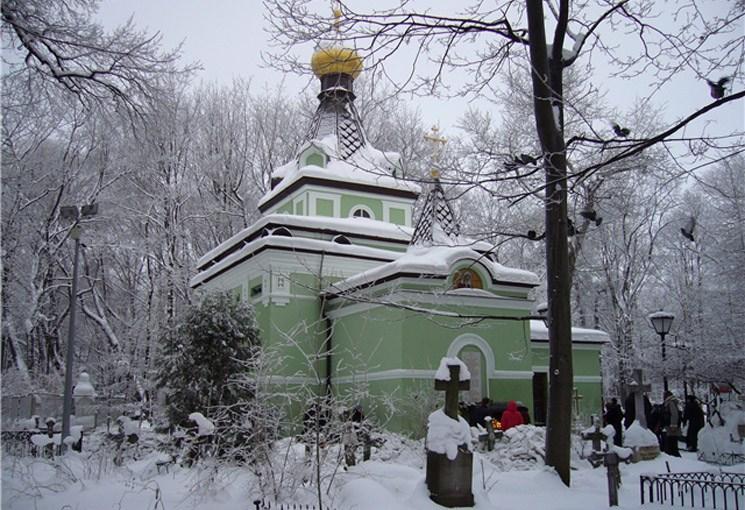 Святая блаженная Ксения Петербургская. Памятные места