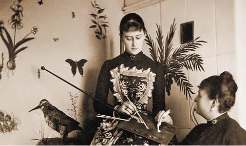 Святая преподобномученица Елизавета Федоровна. След в культуре