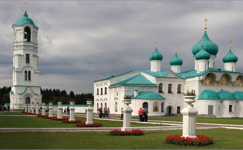 Святой преподобный Александр Свирский. Памятные места