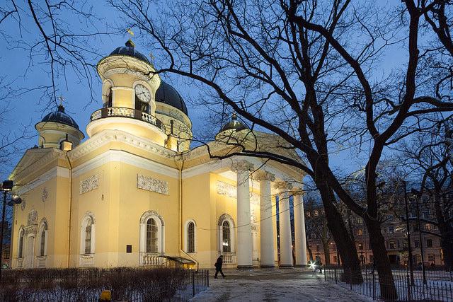 Священномученик Серафим Чичагов. Памятные места