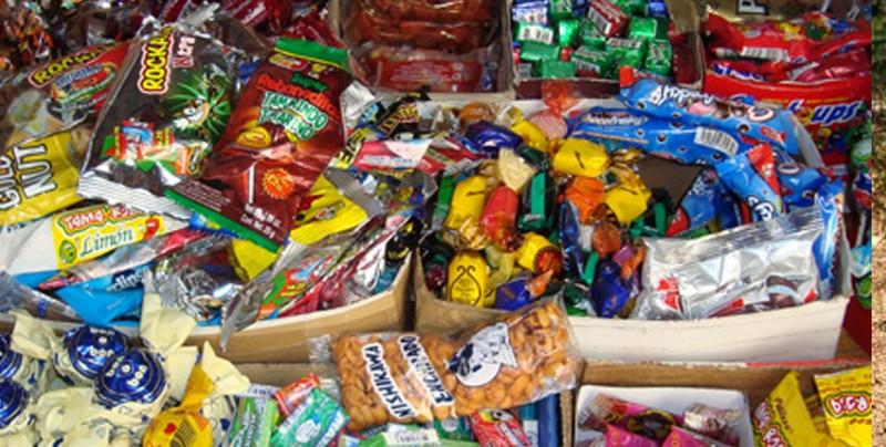 Atencin Encuentran plomo en dulces vendidos en Mxico