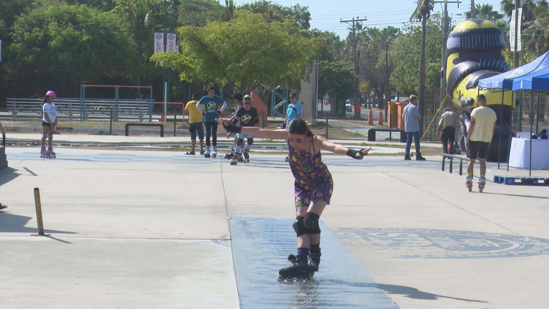 Mazatlán Roller Fest 2021 is a total success