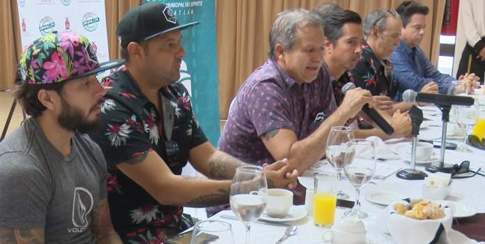 Mazatlan will host National Surf