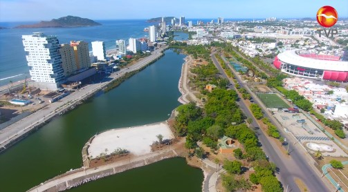 Entra en su fase final el Parque Central de Mazatlán   Turismo   Noticias    TVP   TVPACIFICO.MX