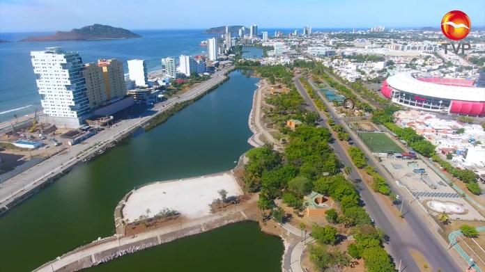 Entra en su fase final el Parque Central de Mazatlán | Turismo | Noticias |  TVP | TVPACIFICO.MX