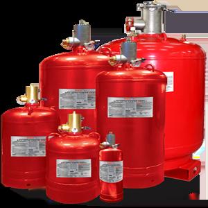 chemori 227 Clean Agent Fire Suppression System
