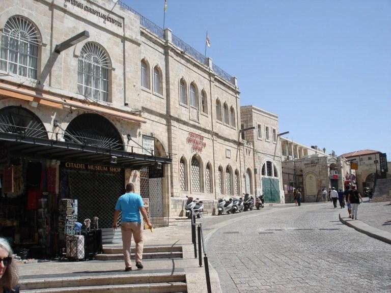 travel photo of street
