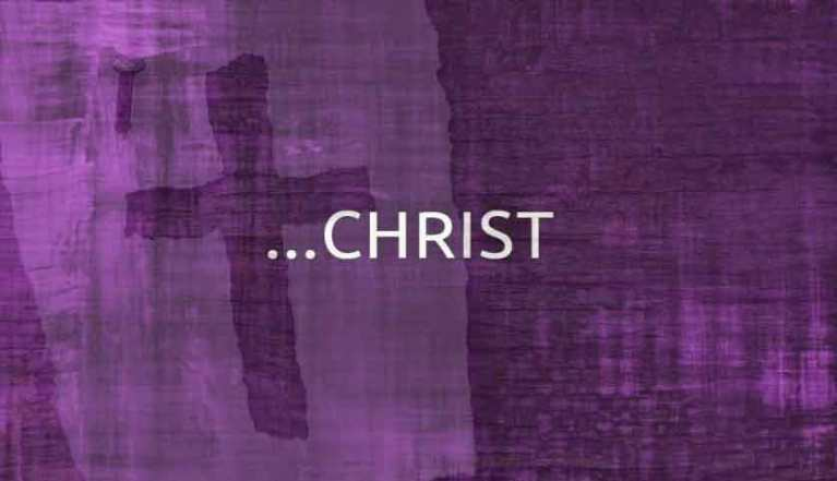 with Christ