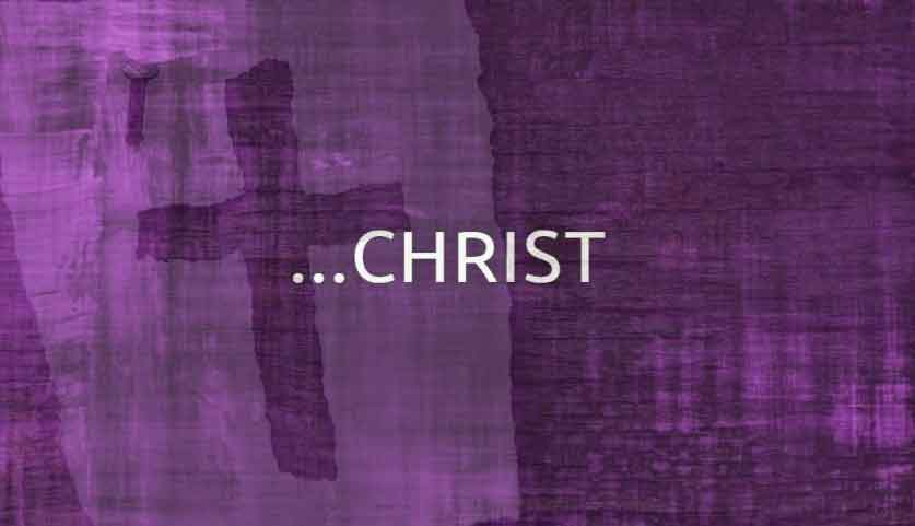 Created for Community with…Christ