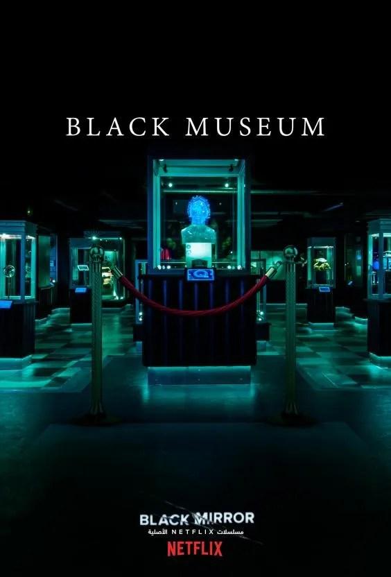 Black Mirror Bande Annonce Vf : black, mirror, bande, annonce, Black, Mirror:, Bande-annonce, L'épisode, Museum
