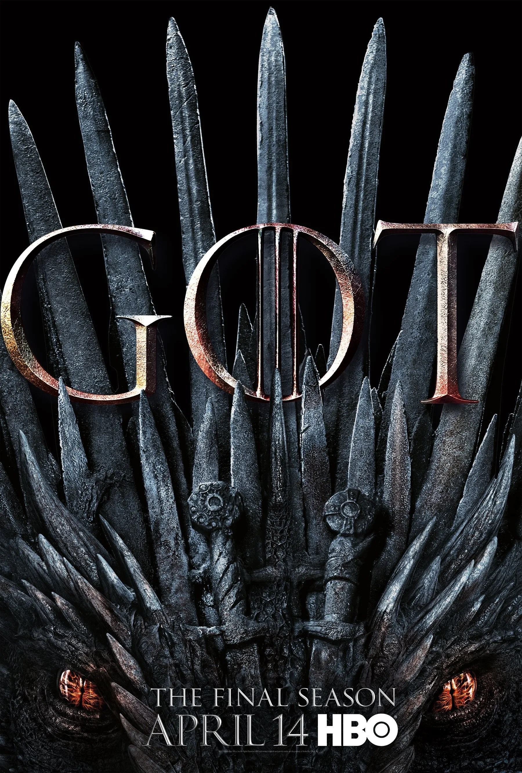 Got Saison 8 Episode 4 Streaming Vf : saison, episode, streaming, Thrones, Saison, Trône, Streaming, Crave