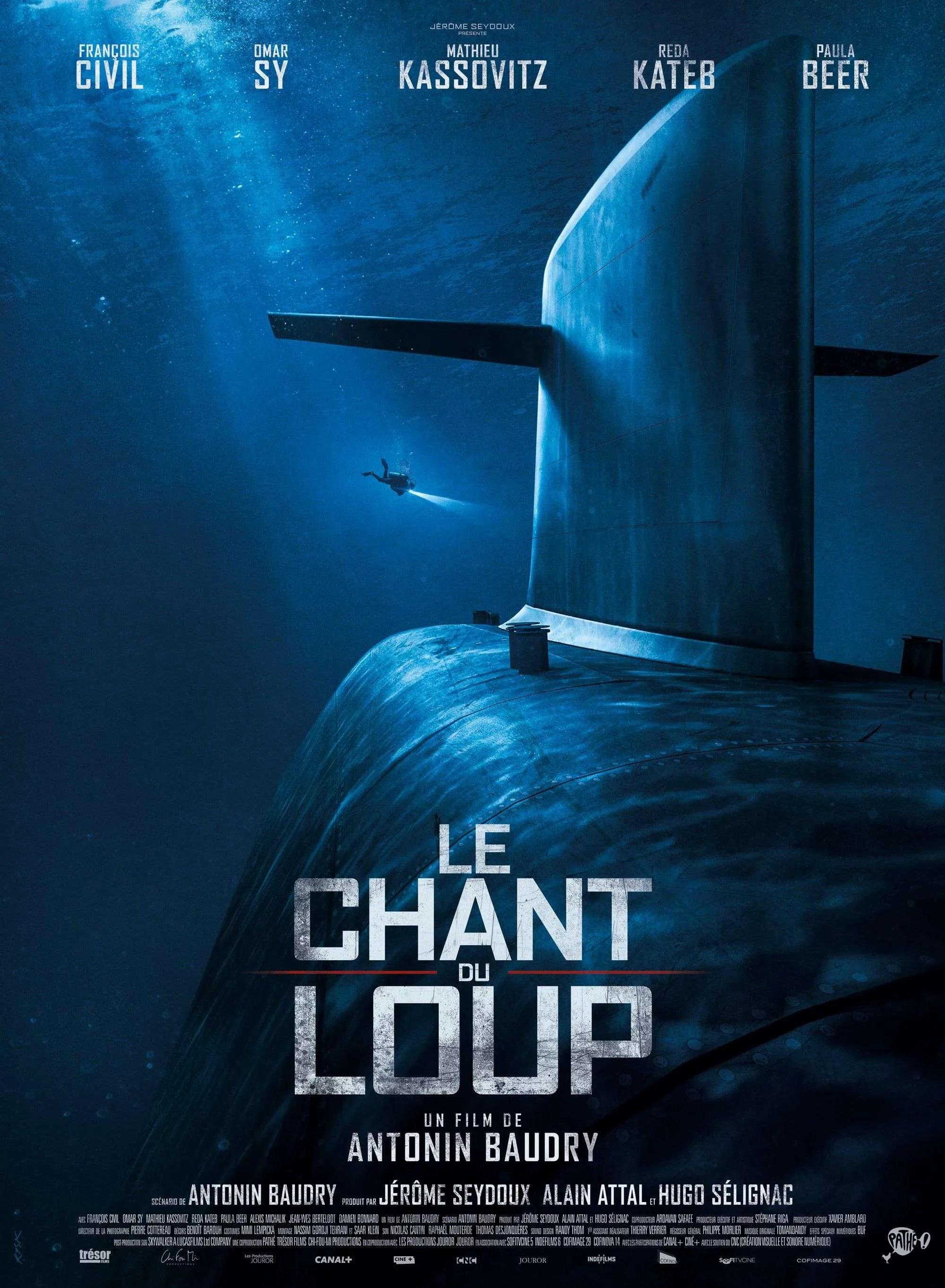 Streaming Chant Du Loup : streaming, chant, Chant, Loup:, Thriller, D'Antonin, Baudry, Streaming, Netflix