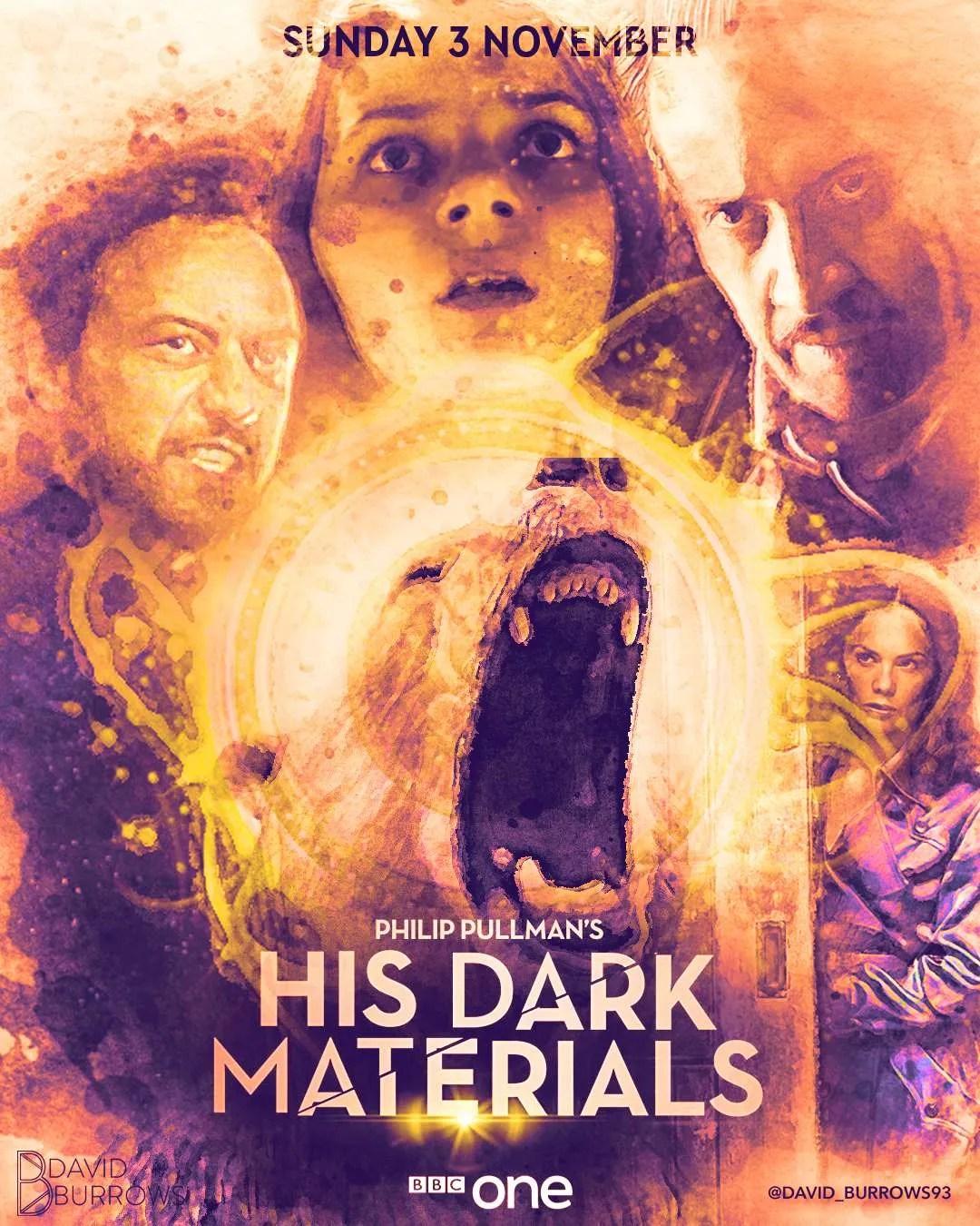 His Dark Materials Saison 1 Streaming : materials, saison, streaming, Materials:, Série, Fantastique, Streaming, Crave