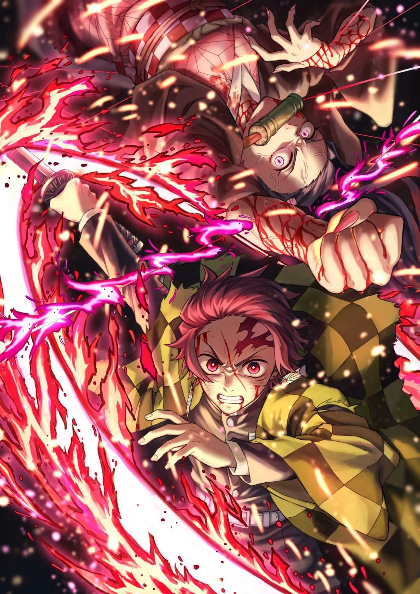 Kimetsu No Yaiba 04 Vostfr : kimetsu, yaiba, vostfr, Demon, Slayer:, Kimetsu, Yaiba:, Mugen, Train: