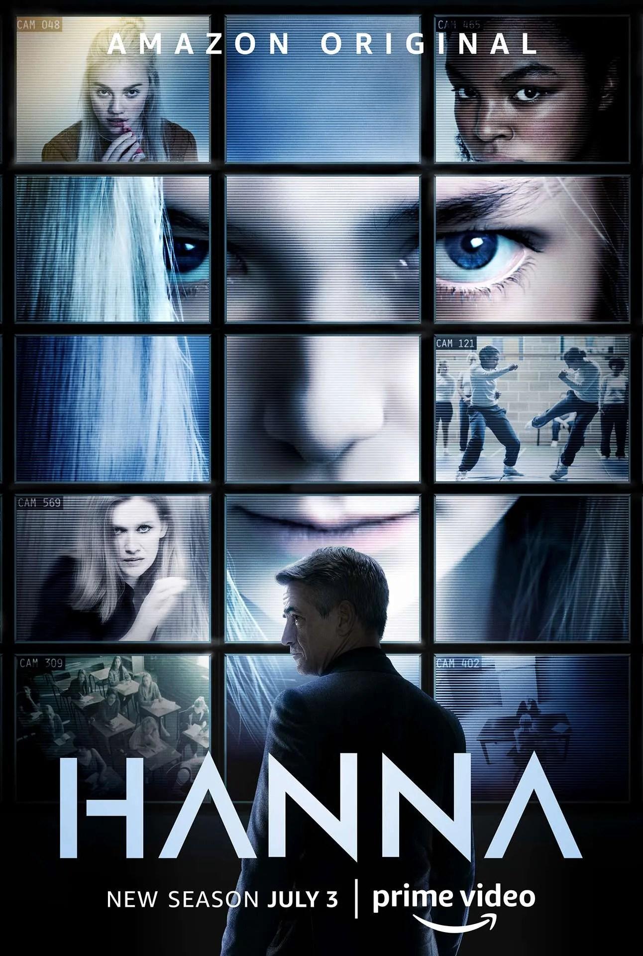 Hanna Saison 1 Episode 2 : hanna, saison, episode, Hanna, Saison, Amazon, Prime, Dévoile, Bande-annonce