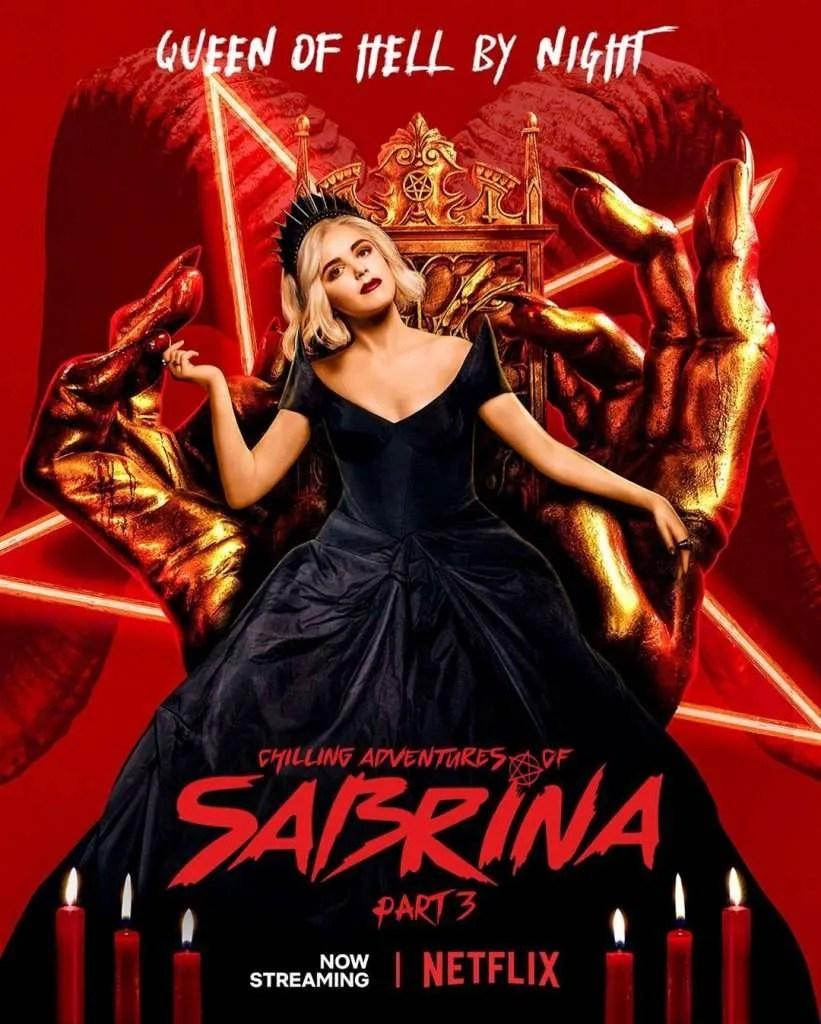 Sabrina Saison 1 Streaming : sabrina, saison, streaming, Aventures, Effrayantes, Sabrina:, Série, Annule, Après, Saisons