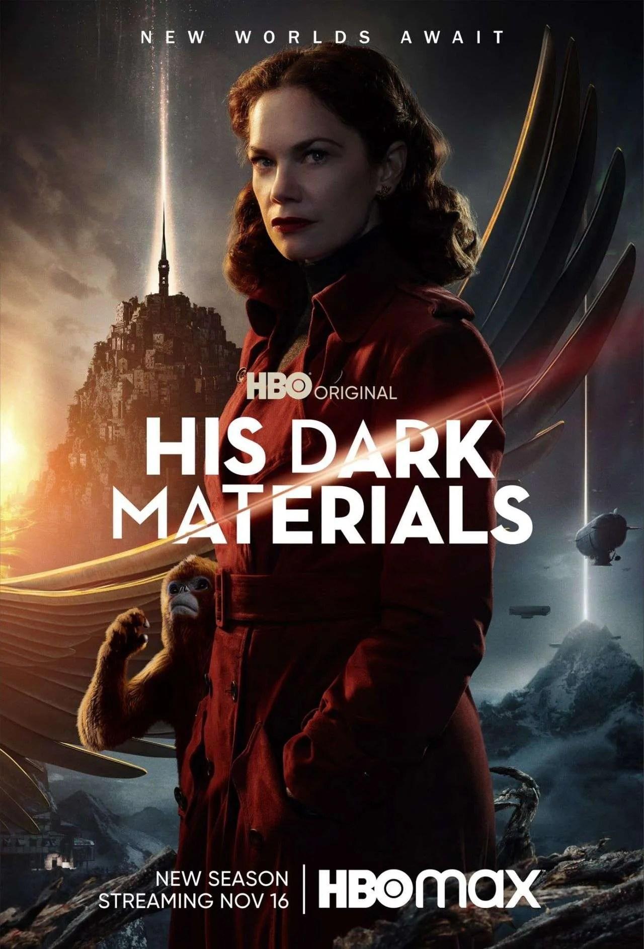 His Dark Materials Saison 1 Streaming : materials, saison, streaming, Materials, Croisée, Mondes:, Saison, Crave