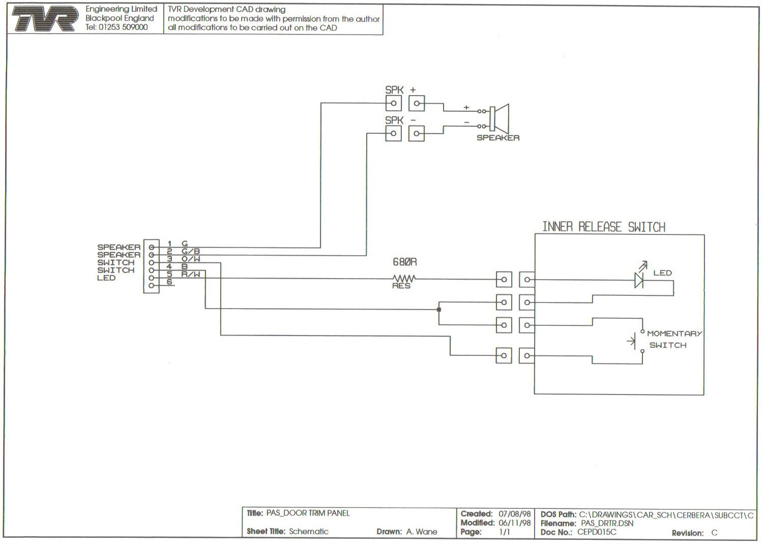 hight resolution of hot air box intstrument column
