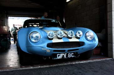 TVR Griff blue Spa