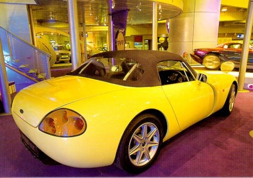 TVR Griffith Speed Six (2)