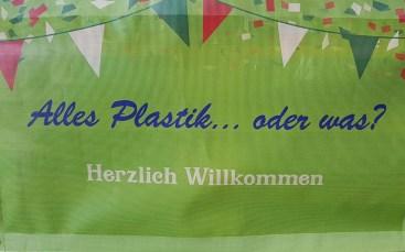 Alles Plastik oder was - Schuppen Eins Bremen 2018 (2)