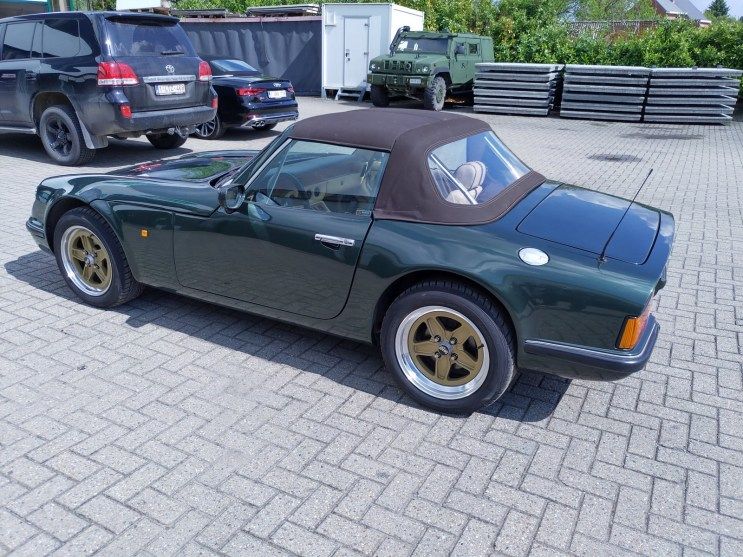 Bart's TVR S4C LHD (12)