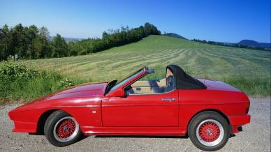 Rainer's TVR 350i LHD 1986 (4)