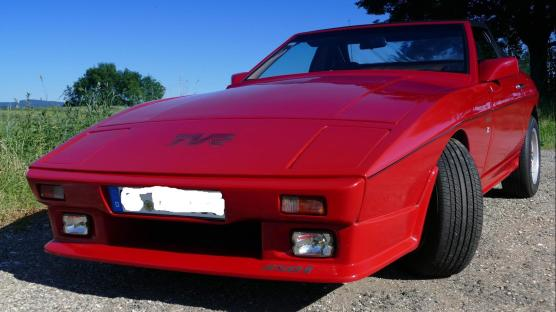 Rainer's TVR 350i LHD 1986 (5)