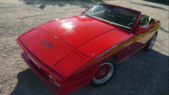 Rainer's TVR 350i LHD 1986 (6)