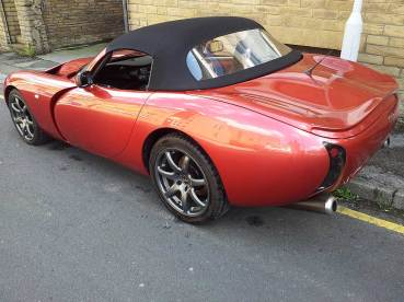 TVR Tuscan S Convertible (5)