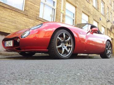 TVR Tuscan S Convertible (6)
