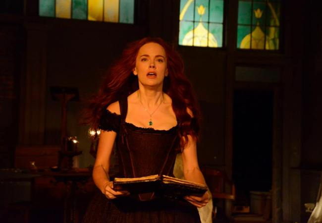 Katrina goes to the dark side on Sleepy Hollow
